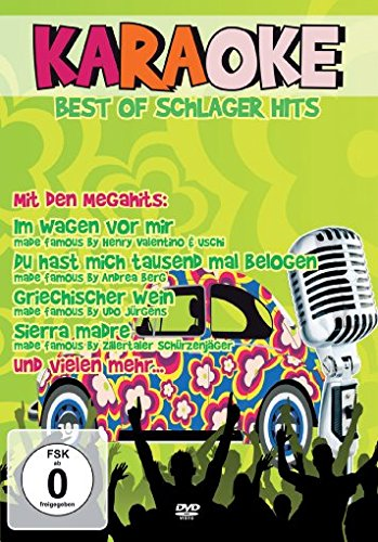 Karaoke – Best Of Schlager Hits -