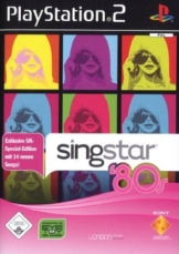 Singstar '80s - UK Special Edition - 1